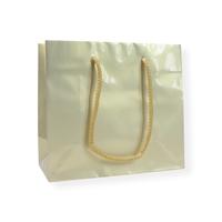 Glossy Bag Parel Goud 42x13x37cm+6cm