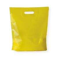 Sac Plastique jaune 380 x 440
