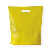Baggie geel 380 x 440