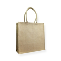 Jute Shoppingbags Groot 41+15x41 cm