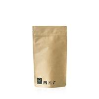 Compostable Lamizip Kraft Paper 140x205+40+30