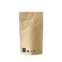 Compostable Lamizip Kraft Paper 120x180+35+30