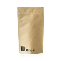 Compostable Lamizip Kraft Paper 185x260+55+30