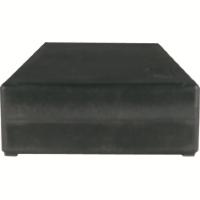Storage box voor 50 slides, zwart, k50s