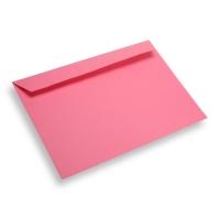 Enveloppe papier A4 / C4 rose vif