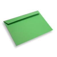 Papieren envelop A4 / C4 groen