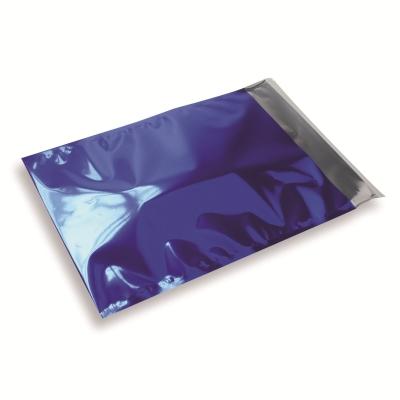 Snazzybag A4 / C4 blauw ondoorzichtig