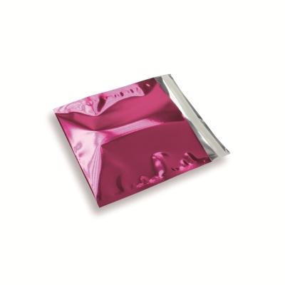 Snazzybag 160 x 160 roze ondoorzichtig
