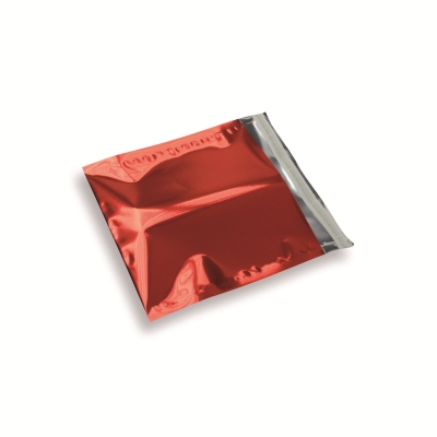 Snazzybag 160 x 160 rouge opaque