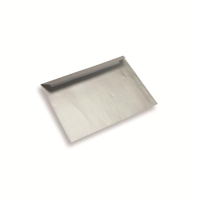 Papieren envelop A5 / C5 star silver