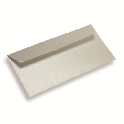 Papieren envelop Din Long parelmoer