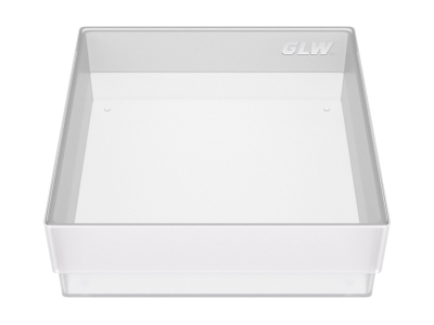 Storage box, zonder verdeling, naturel, d40