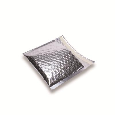 SnazzyBubbel CD zilver ondoorzichtig
