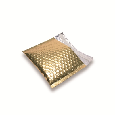 SnazzyBubbel CD goud ondoorzichtig