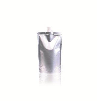 Spoutbag ø10.6mm aluminium 330ml