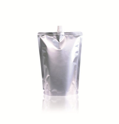 Spoutbag ø10.6mm aluminium 1000ml