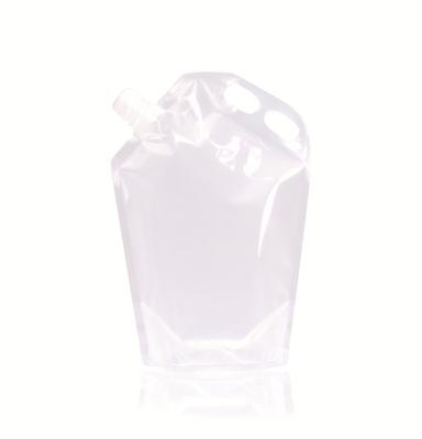 2,5l - Doypack Bouchon ø21.8mm transparent