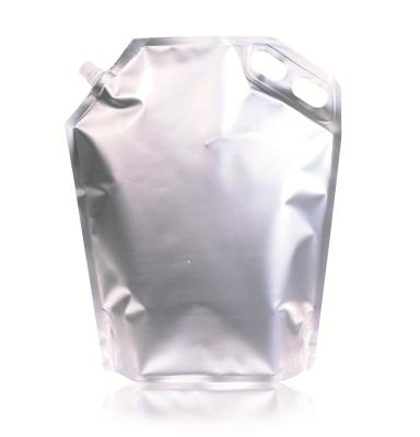 Spoutbag ø10.6mm aluminium 5000ml