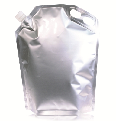 Spoutbag ø21.8mm aluminium 5000ml