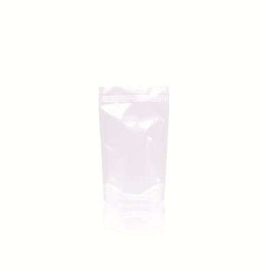 1l - Doypack zip transparent