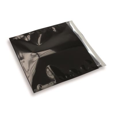 Snazzybag 220 x 220 zwart ondoorzichtig