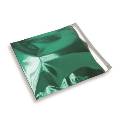 Snazzybag 220 x 220 groen ondoorzichtig
