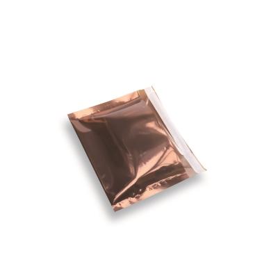 Snazzybag A6 / C6 bruin half transparant