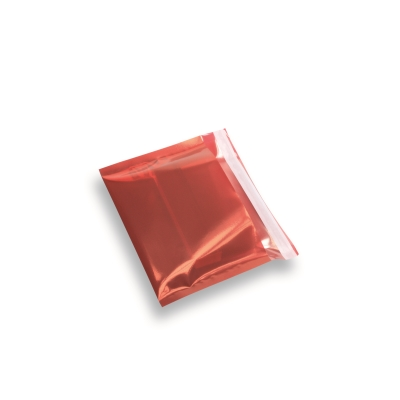 Snazzybag A6 / C6 rood half transparant