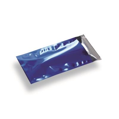 Snazzybag Din Long blauw ondoorzichtig
