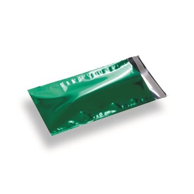 Snazzybag Din Long groen ondoorzichtig