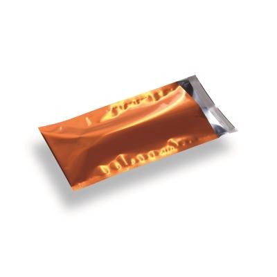Snazzybag Din Long oranje ondoorzichtig