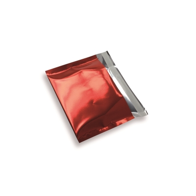 Snazzybag A6 / C6 rouge opaque