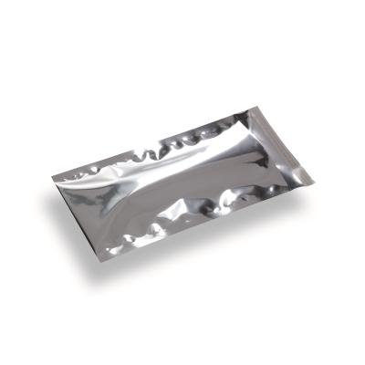 Snazzybag Din Long zilver ondoorzichtig
