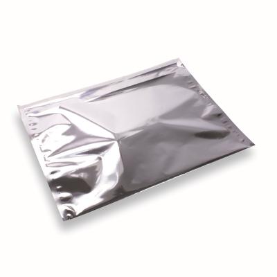 Snazzybag A3 / C3 zilver ondoorzichtig