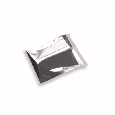 Snazzybag 140 x 140 argenté opaque