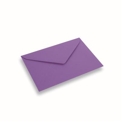 Papieren envelop 156x220 Paars
