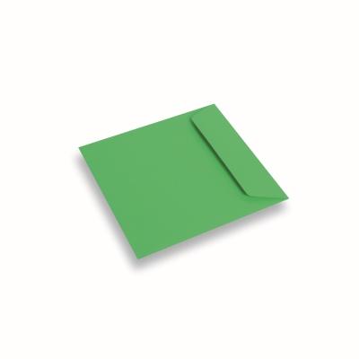 Papieren envelop 170x170 Weidegroen