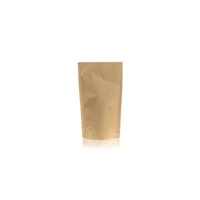LamiZip Kraftpapier VMPET 400ml mit Ventil