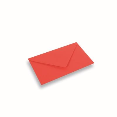 Papieren envelop 120x180 Koraalrood