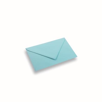 Papieren envelop 120x180 Laguneblauw