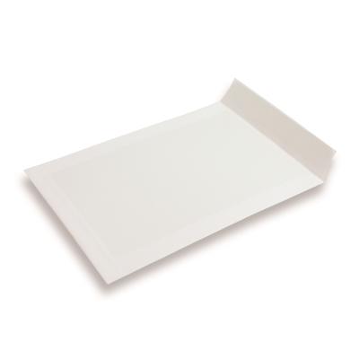 Bordrug envelop 260 x 370 wit
