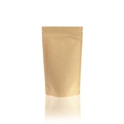 Koffie Pouch Kraftpaper VMPET 40 gram koffiebonen