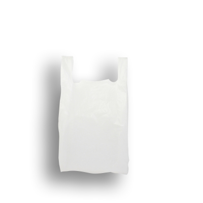 sac plastique bretelle 270 120 x 480 blanc. Black Bedroom Furniture Sets. Home Design Ideas