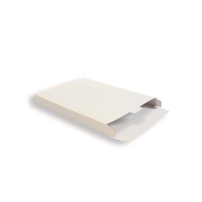 Witte Kartonnen Verzendverpakkingen 220 + 29 x 300 mm