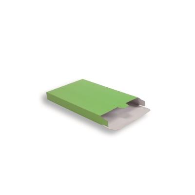 Groene Kartonnen Verzendverpakkingen 160 + 29 x 250 mm