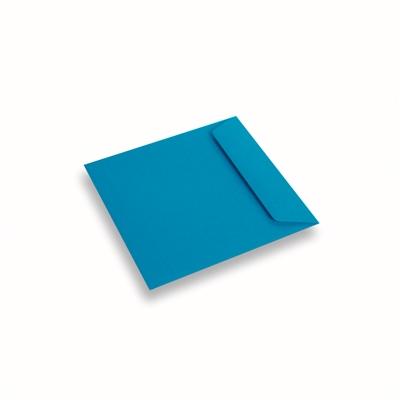 Papieren envelop 170x170 Koningsblauw