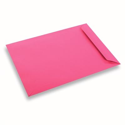 Papieren envelop 220x312 Fuchsia
