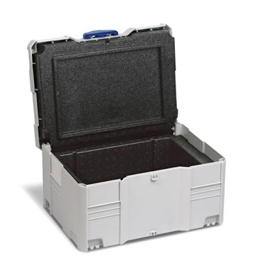 MediCoolTainer EPP 3 Licht grijs, met T-Loc Blauw