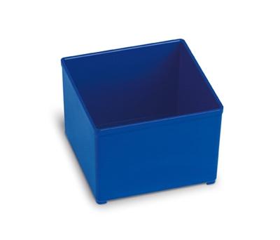 Inzetbakje blauw