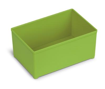 Inzetbakje groen